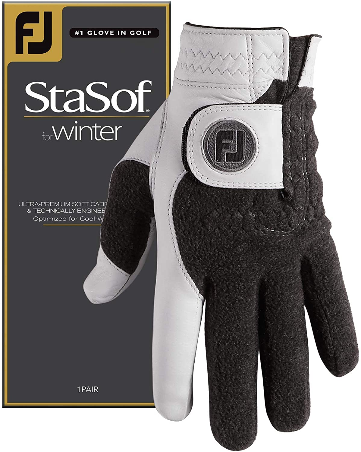FootJoy StaSoft Winter Golf Gloves