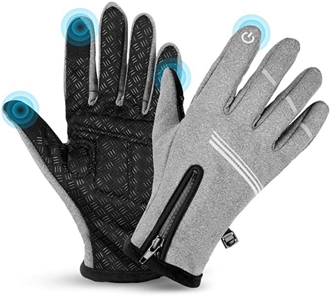 HIKENTURE Winter Cycling Gloves