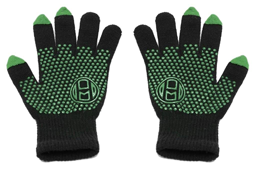 Mato & Hash Touchscreen Compatible Tech Gloves with Grip Palm Review