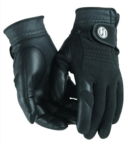 Unique Sports HJ Winter Performance Golf Gloves Pair