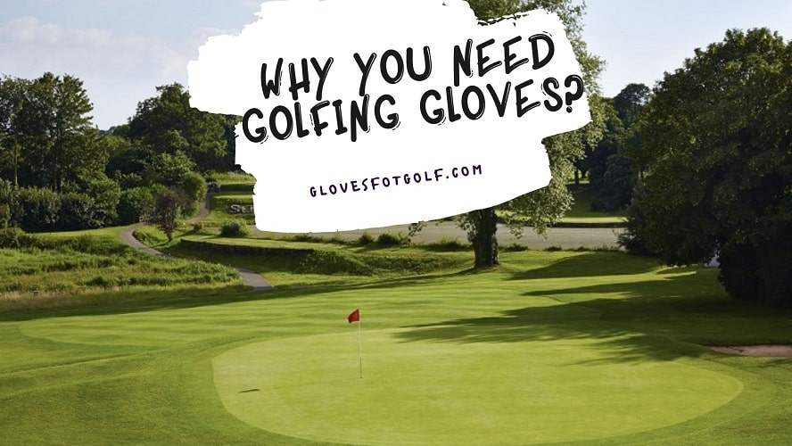 Why You Need Golfing Gloves