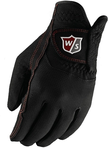 Wilson Staff Rain Golf Gloves (Pair)
