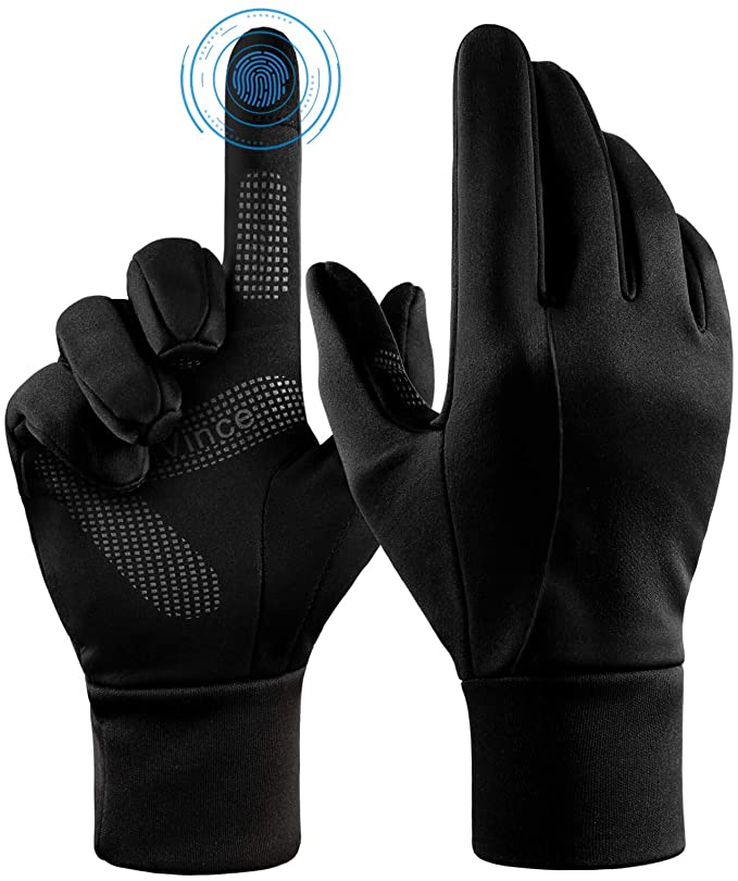 Winter Gloves Touch Screen Water Resistant Thermal Glove