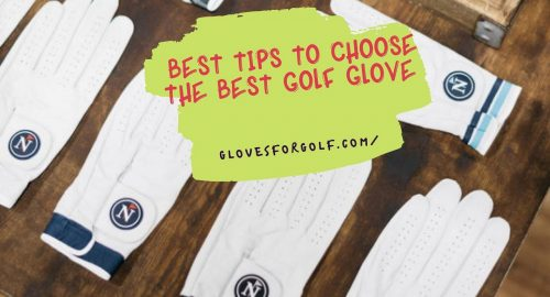 Best Tips to Choose the Best Golf Glove